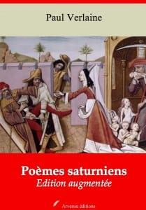 Poèmes saturniens Arvensa Editions