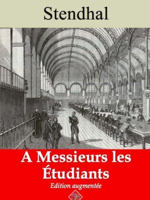 À messieurs les étudiants (Stendhal) | Ebook epub, pdf, Kindle