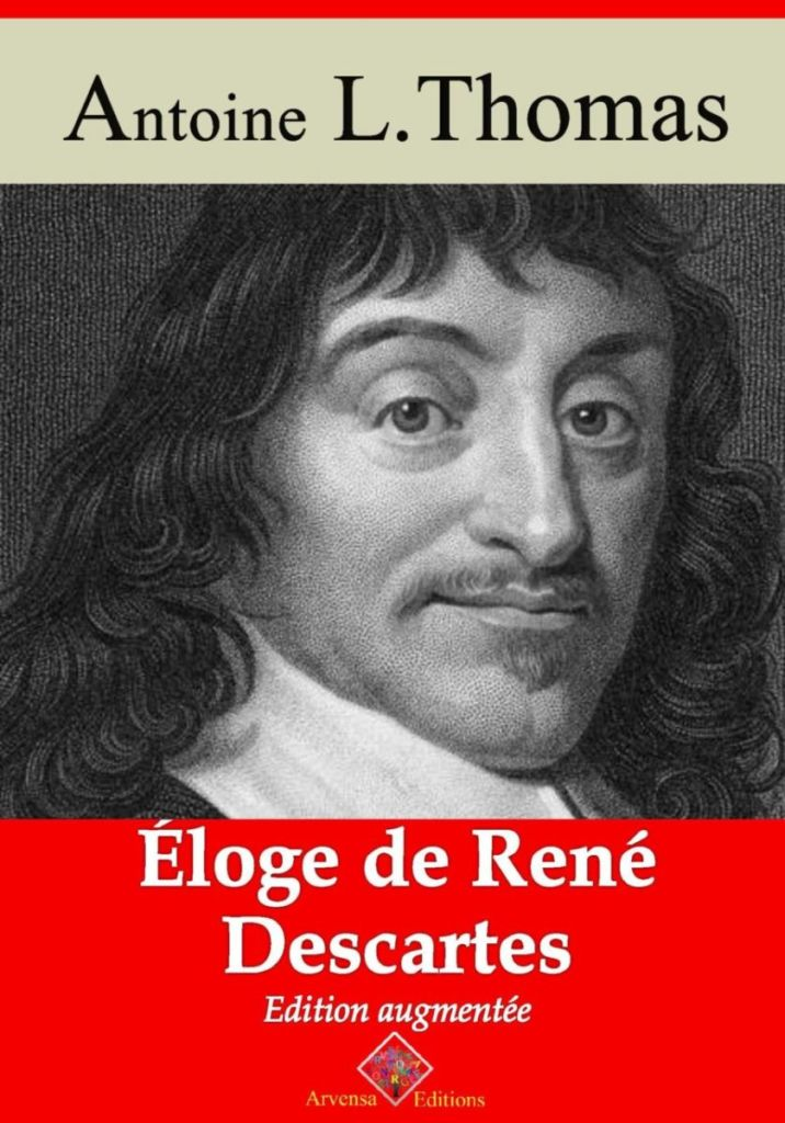 Éloge de René Descartes (Antoine Léonard Thomas)   Ebook epub, pdf, Kindle