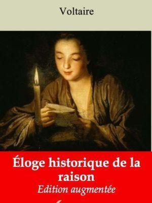 Éloge historique de la raison (Voltaire)   Ebook epub, pdf, Kindle