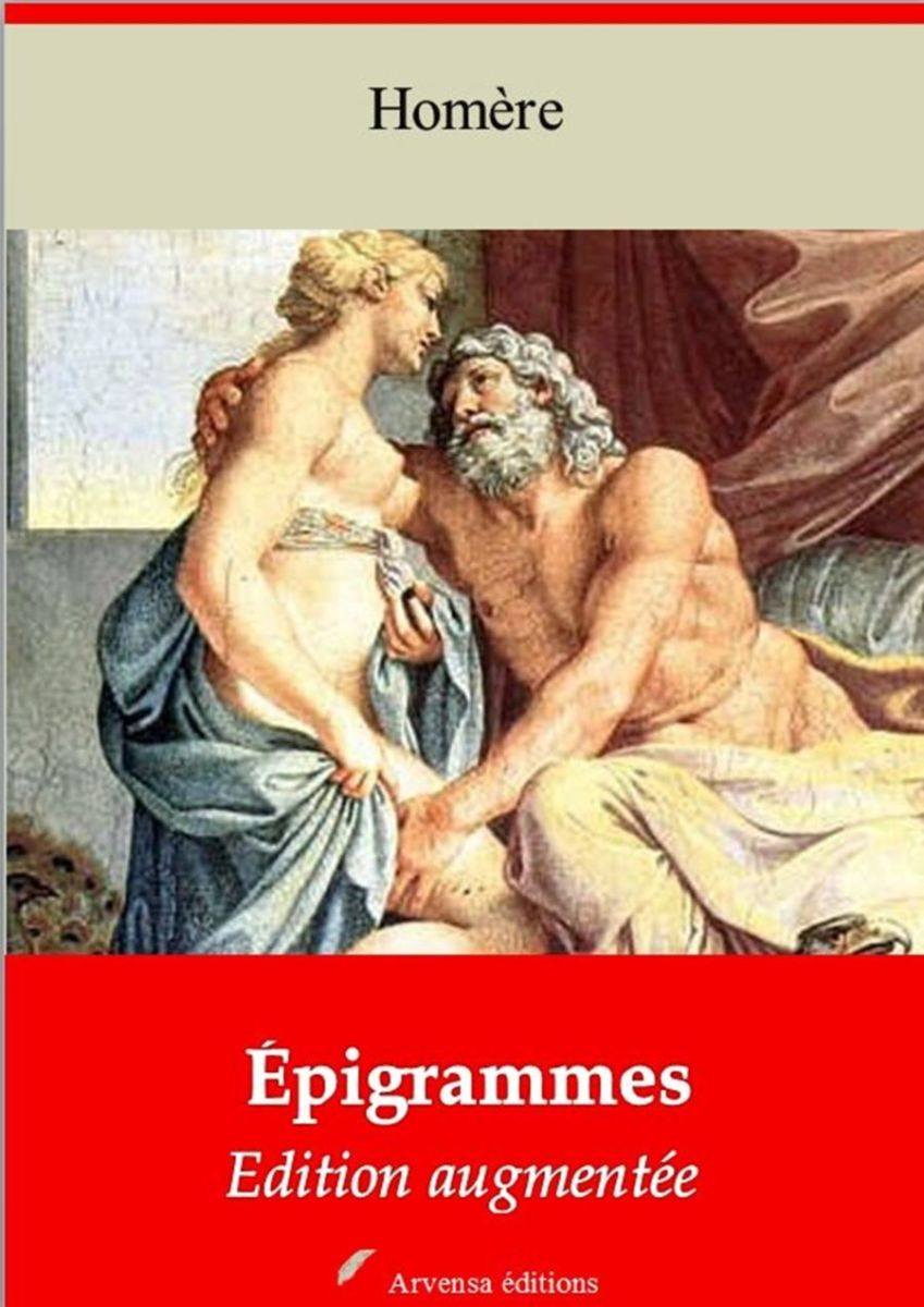 Épigramme (Homère) | Ebook epub, pdf, Kindle