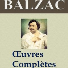 Balzac oeuvres complètes