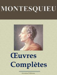 Montesquieu oeuvres complètes