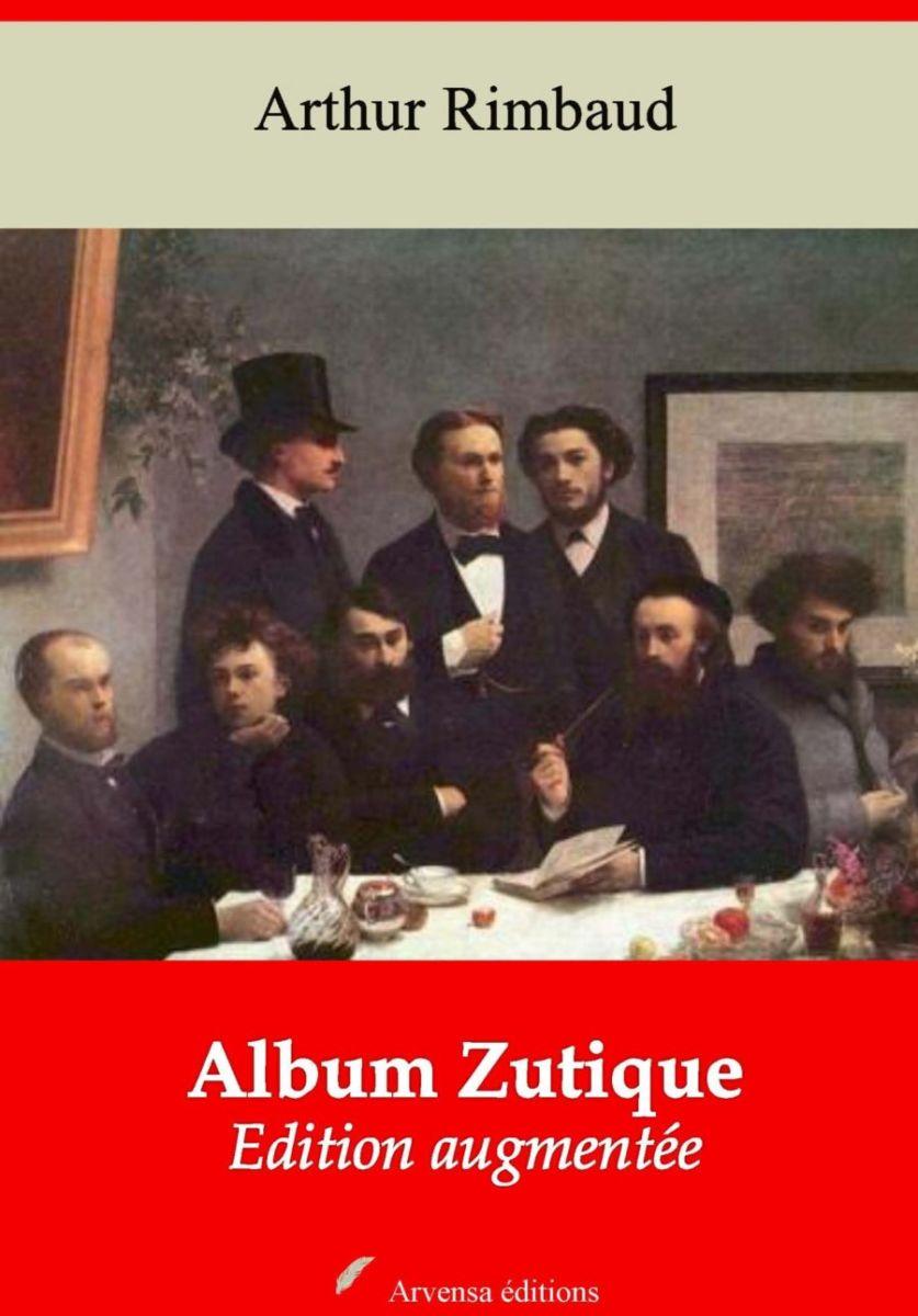 Album Zutique (Arthur Rimbaud)   Ebook epub, pdf, Kindle