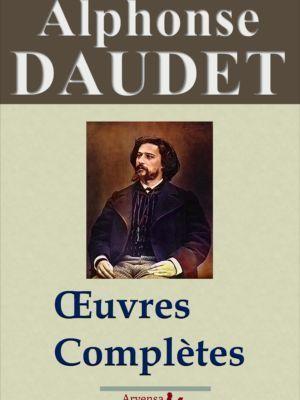 Alphonse Daudet oeuvres complètes ebook epub pdf kindle