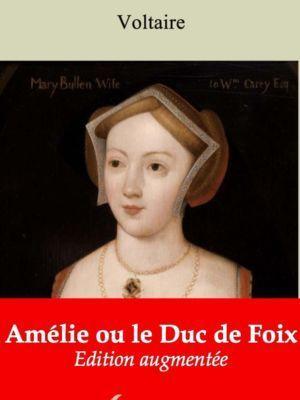 Amélie ou le Duc de Foix (Voltaire) | Ebook epub, pdf, Kindle
