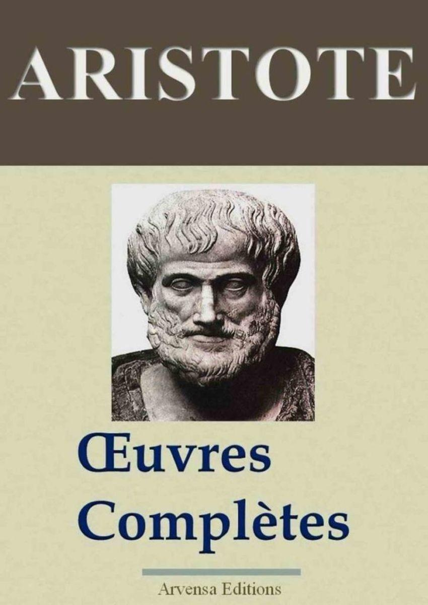 Aristote oeuvres complètes ebook epub pdf kindle