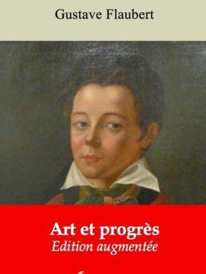 Art et progrès (Gustave Flaubert) | Ebook epub, pdf, Kindle