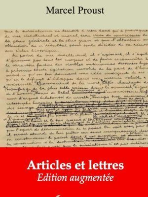 Articles et lettres (Marcel Proust) | Ebook epub, pdf, Kindle