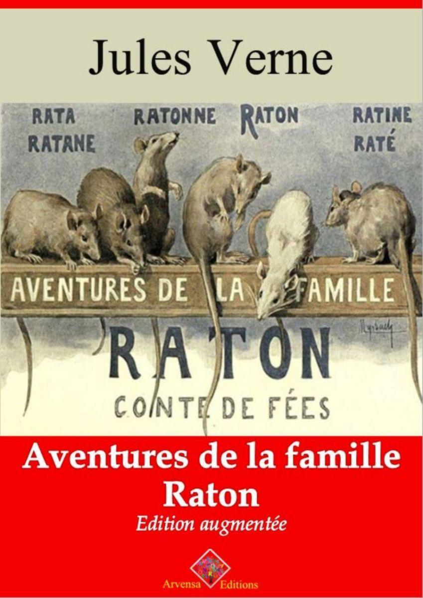 Aventures de la famille Raton (Jules Verne) | Ebook epub, pdf, Kindle