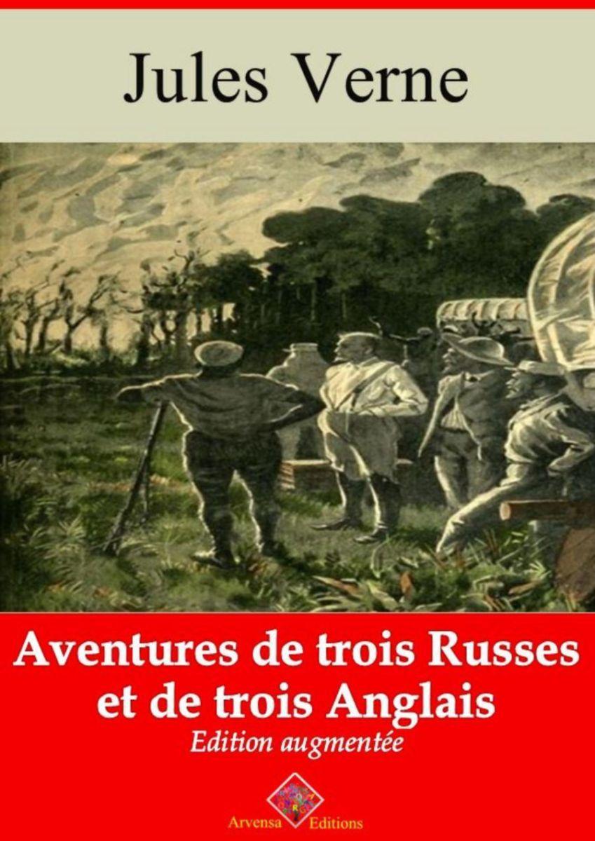 Aventures de trois russes et de trois anglais (Jules Verne) | Ebook epub, pdf, Kindle