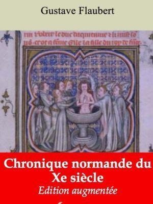 Chronique normande du Xe siècle (Gustave Flaubert) | Ebook epub, pdf, Kindle