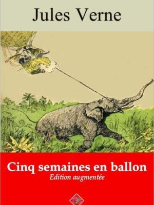 Cinq semaines en ballon (Jules Verne) | Ebook epub, pdf, Kindle