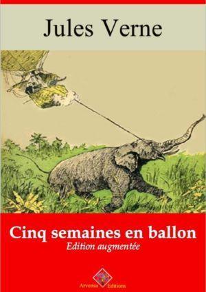 Cinq semaines en ballon (Jules Verne) | Ebook epub, pdf, Kindle
