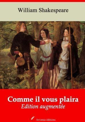 Comme il vous plaira (William Shakespeare)   Ebook epub, pdf, Kindle