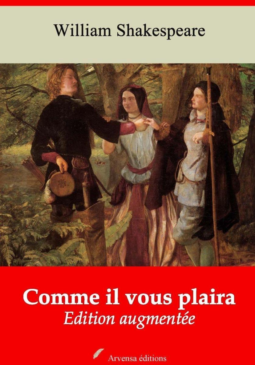 Comme il vous plaira (William Shakespeare) | Ebook epub, pdf, Kindle