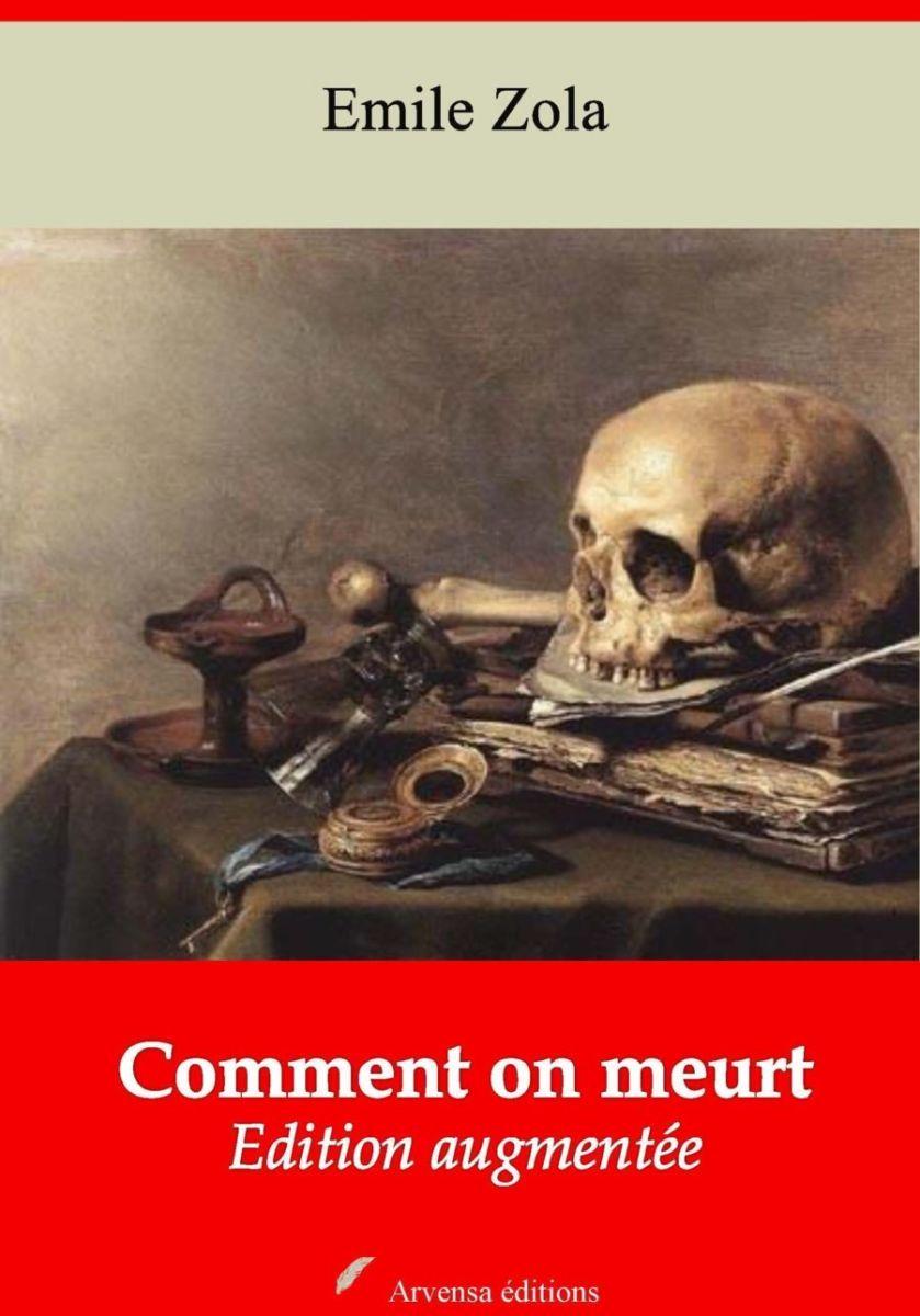 Comment on meurt (Emile Zola) | Ebook epub, pdf, Kindle
