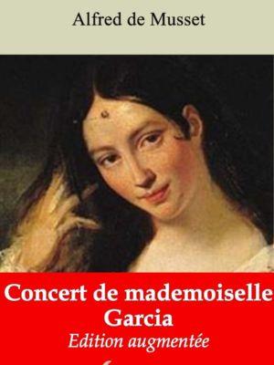 Concert de mademoiselle Garcia (Alfred de Musset) | Ebook epub, pdf, Kindle