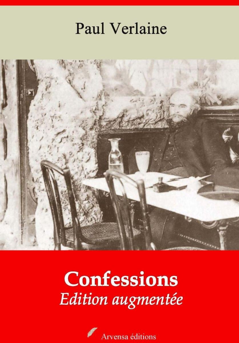 Confessions (Paul Verlaine)   Ebook epub, pdf, Kindle