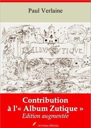 Contribution a l'« Album Zutique » (Paul Verlaine) | Ebook epub, pdf, Kindle