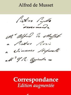 Correspondance (Alfred de Musset) | Ebook epub, pdf, Kindle