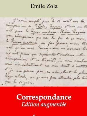 Correspondance (Emile Zola) | Ebook epub, pdf, Kindle