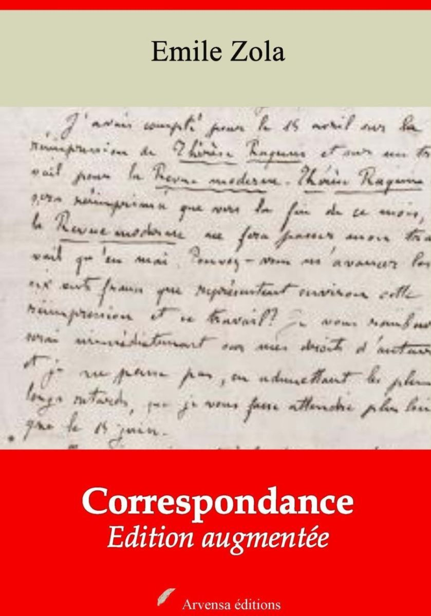 Correspondance (Emile Zola) | Ebook epub, pdf, Kindle
