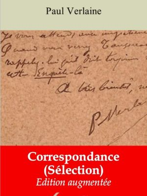 Correspondance(Sélection) (Paul Verlaine)   Ebook epub, pdf, Kindle