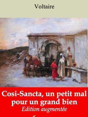 Cosi-Sancta, un petit mal pour un grand bien (Voltaire) | Ebook epub, pdf, Kindle