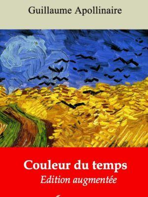 Couleur du temps (Guillaume Apollinaire)   Ebook epub, pdf, Kindle