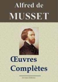 Alfred de Musset oeuvres complètes ebook epub pdf kindle