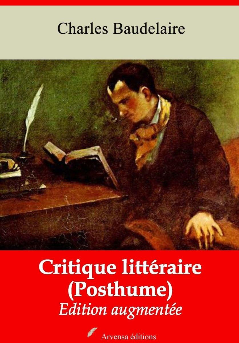 Critique littéraire (Posthume) (Charles Baudelaire) | Ebook epub, pdf, Kindle