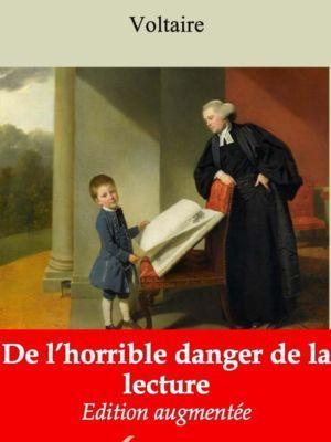 De l'horrible danger de la lecture (Voltaire) | Ebook epub, pdf, Kindle