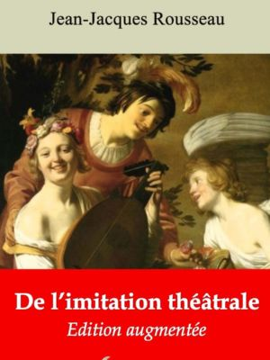 De l'imitation théâtrale (Jean-Jacques Rousseau) | Ebook epub, pdf, Kindle