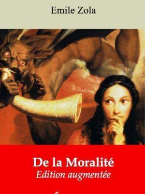 De la Moralité (Emile Zola) | Ebook epub, pdf, Kindle