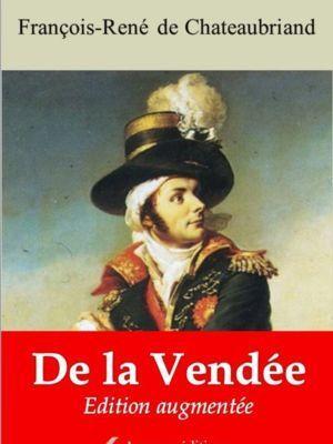 De la Vendée (Chateaubriand) | Ebook epub, pdf, Kindle