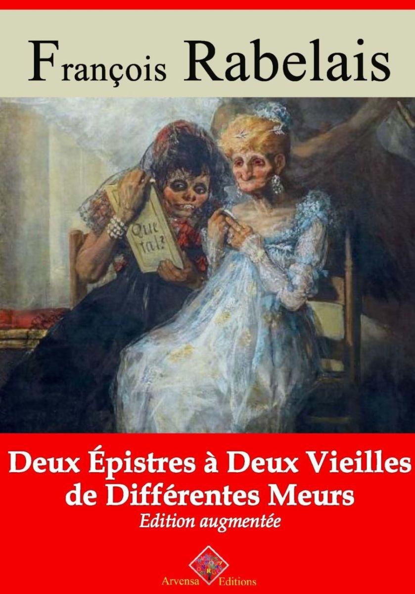 Deux epistres à deux vieilles de differentes meurs (François Rabelais) | Ebook epub, pdf, Kindle