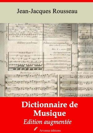 Dictionnaire de musique (Jean-Jacques Rousseau) | Ebook epub, pdf, Kindle