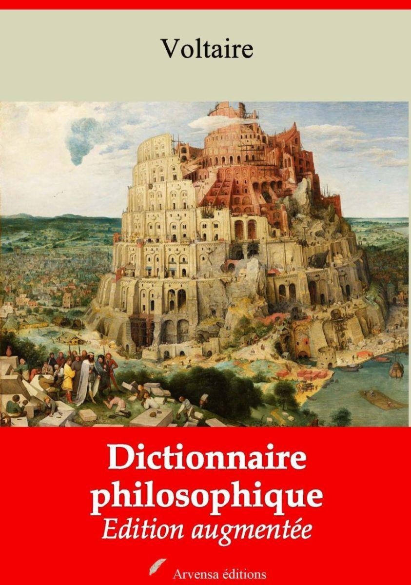 Dictionnaire philosophique (Voltaire) | Ebook epub, pdf, Kindle