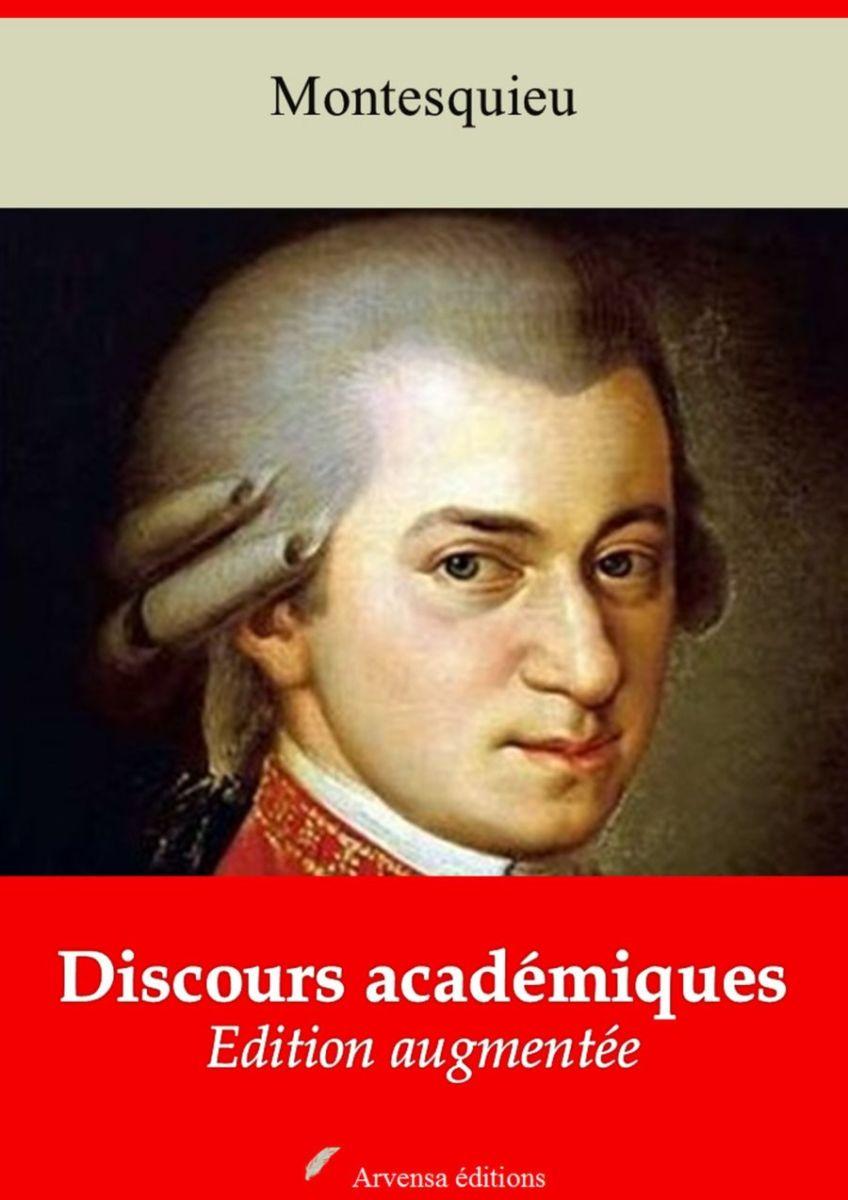 Discours académiques (Montesquieu) | Ebook epub, pdf, Kindle