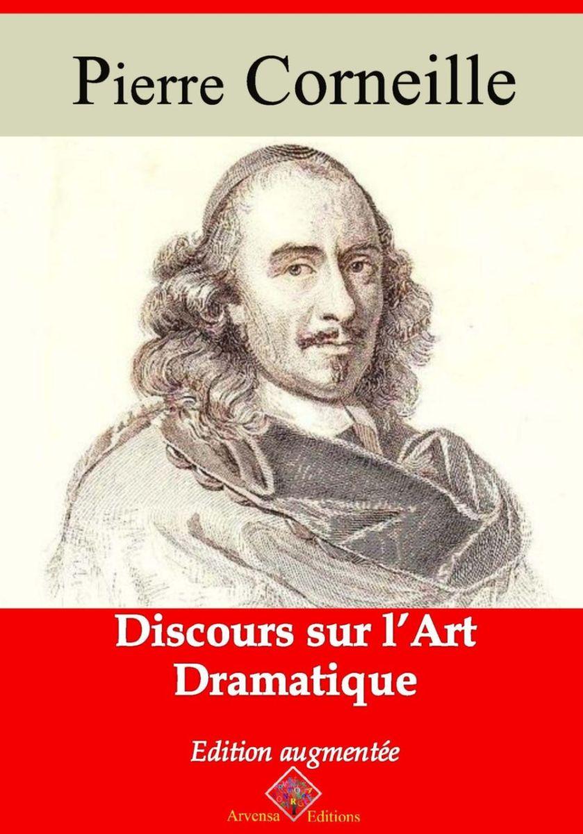 Discours sur l'art dramatique (Corneille)   Ebook epub, pdf, Kindle