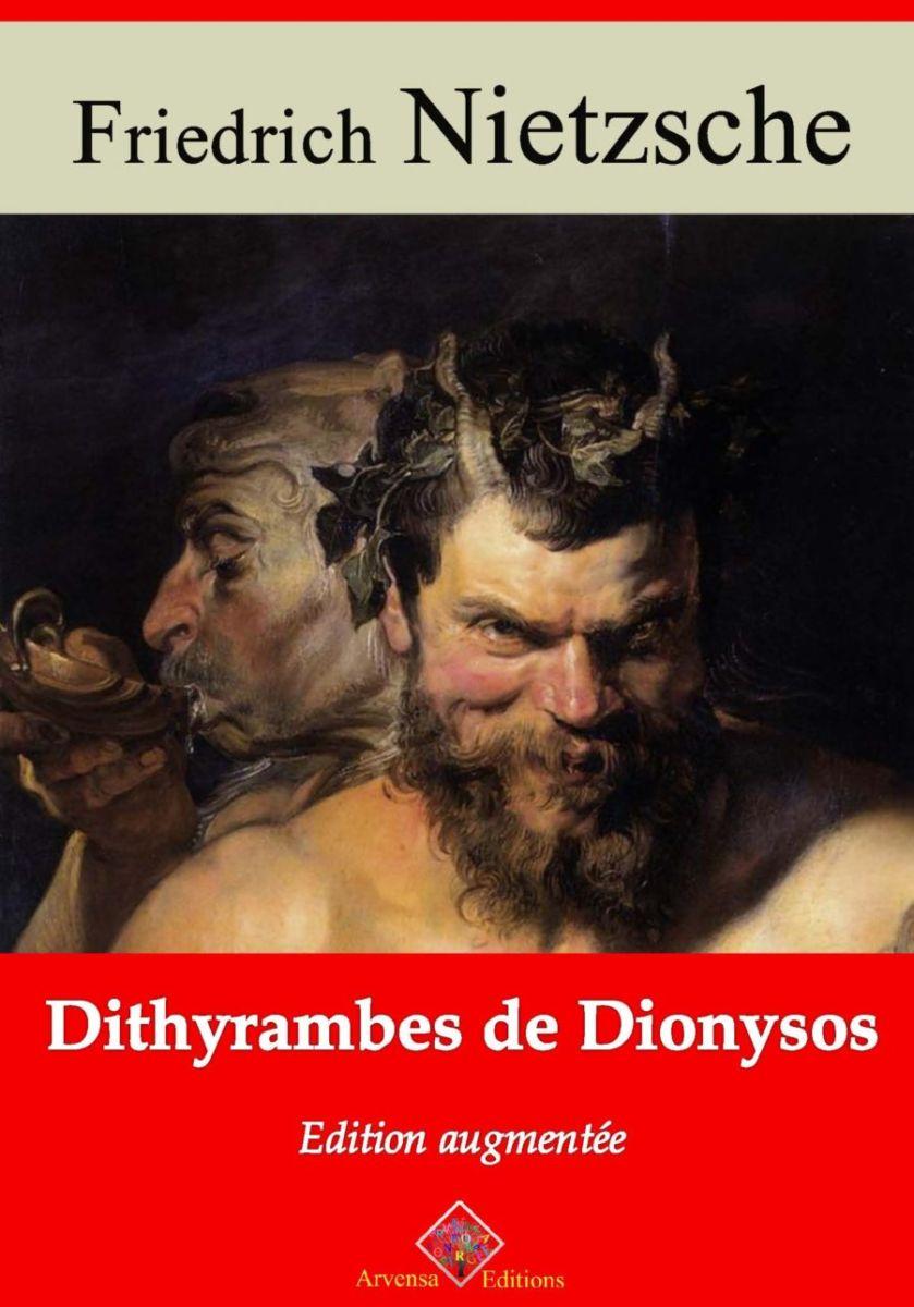 Dithyrambes de Dionysos (Nietzsche)   Ebook epub, pdf, Kindle