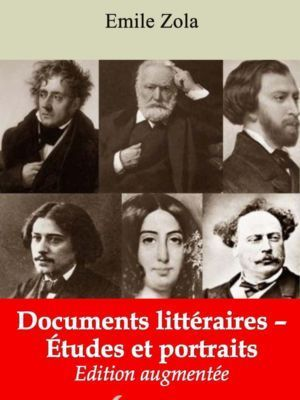 Documents littéraires – Études et portraits (Emile Zola) | Ebook epub, pdf, Kindle