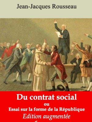 Du contrat social ou Essai sur la forme de la République (Jean-Jacques Rousseau) | Ebook epub, pdf, Kindle