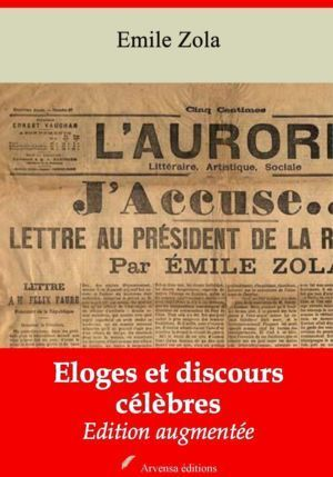 Eloges et discours célèbres (Emile Zola) | Ebook epub, pdf, Kindle