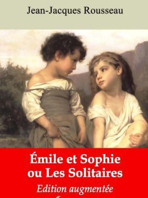 Emile et Sophie ou Les Solitaires (Jean-Jacques Rousseau) | Ebook epub, pdf, Kindle