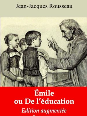 Emile ou De l'éducation (Jean-Jacques Rousseau) | Ebook epub, pdf, Kindle