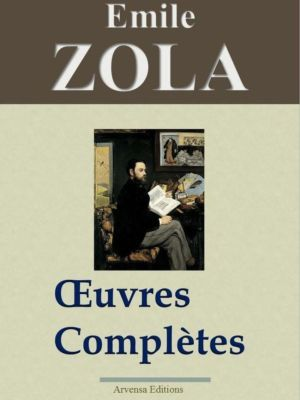 Emile Zola oeuvres complètes ebook epub pdf kindle