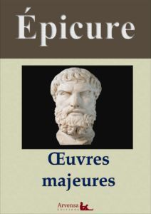 epicure oeuvres majeures