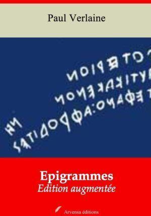 Epigrammes (Paul Verlaine)   Ebook epub, pdf, Kindle
